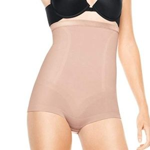 Spanx Hi-Waisted Body Tunic 1457 NUDE/ROSE GOLD